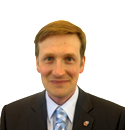 Photo of councillor Jeremy McDonald